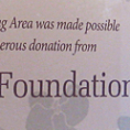 Donor Plaque for the Feldman Center for Breast Health