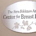 Naming Plaque for the Feldman Center for Breast Health