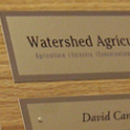 Board of Directors Recognition Panel for Watershed Agricultural Council