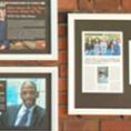 SUNY New Paltz Notable Alumni Wall