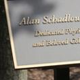 Cast Bronze Tree Plaque