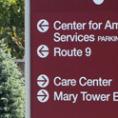 Vassar Brothers Medical Center Exterior Directionals