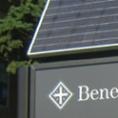 Solar Powered Monument Sign Retrofit