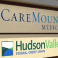 Freestanding Monument Sign with Changeable Tenant Panels