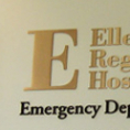 Memorial Installation at Ellenville Regional Hospital