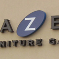 Front-Lit LED Channel Letters with Day/Night Perforated Film